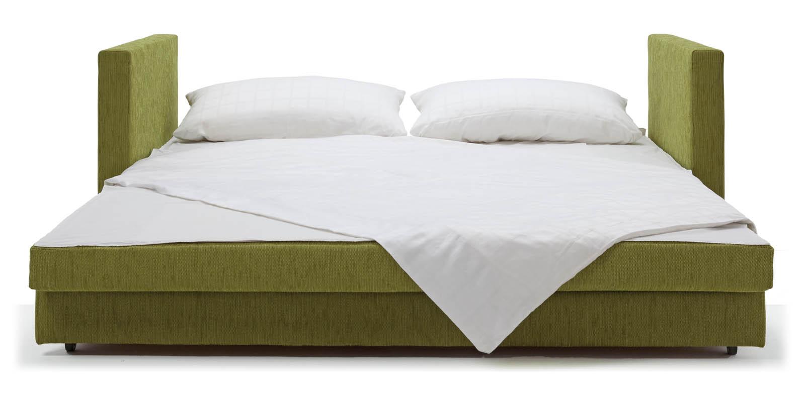 Schlafsofa mit bettkasten zum ausziehen  Schlafsofa Blu von Franz Fertig
