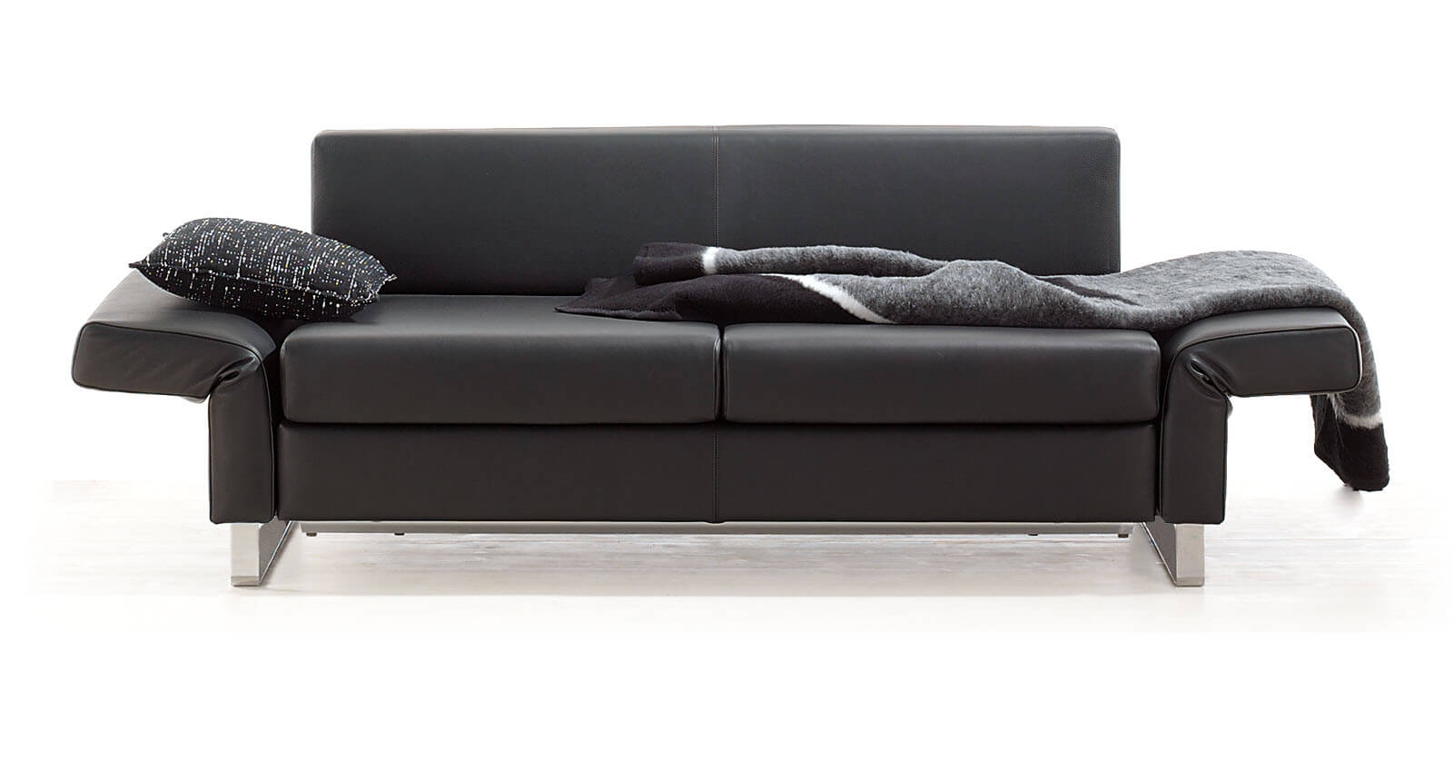 schlafsofa intro von franz fertig. Black Bedroom Furniture Sets. Home Design Ideas