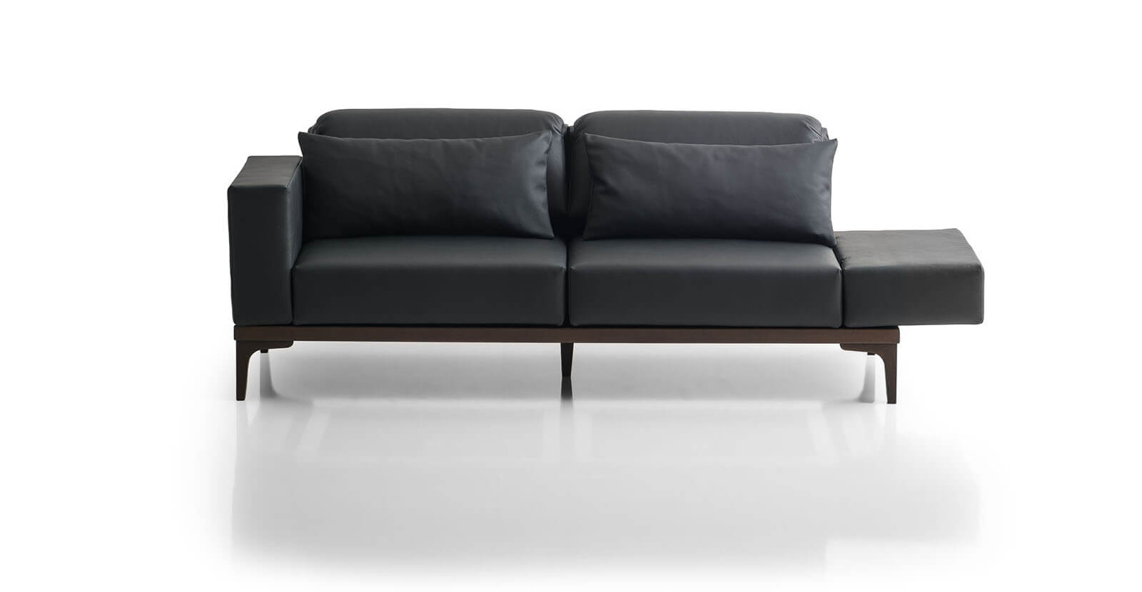 sofabed mito mit r ckenverstellung by franz fertig. Black Bedroom Furniture Sets. Home Design Ideas