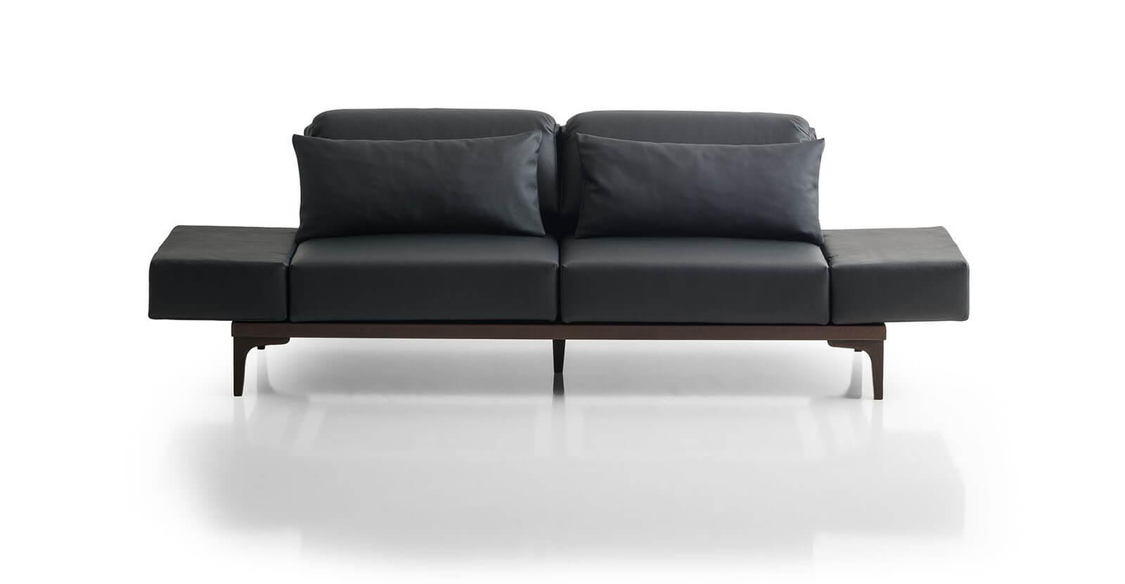 sofabed mito mit r ckenverstellung by franz fertig. Black Bedroom Furniture Sets. Home Design Ideas