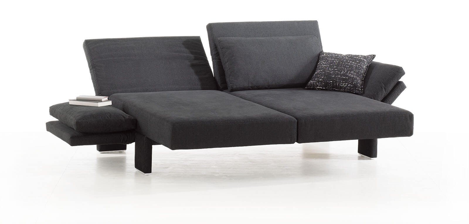 schlafsofa scene von franz fertig. Black Bedroom Furniture Sets. Home Design Ideas