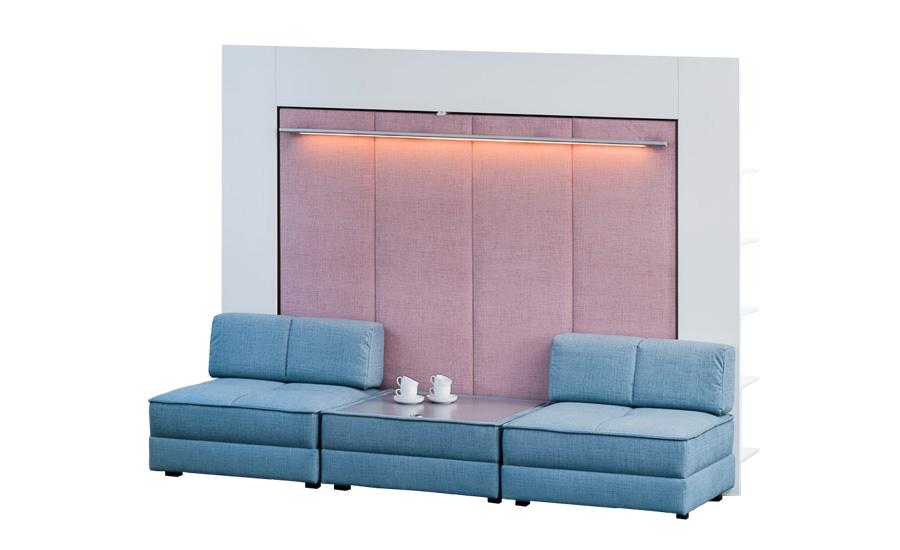 news upholstered furniture by franz fertig. Black Bedroom Furniture Sets. Home Design Ideas
